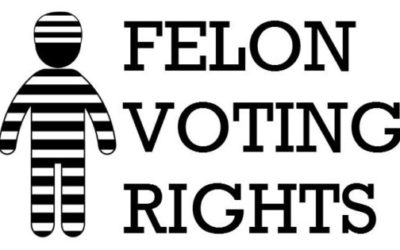 Restrictions On Felons Voting