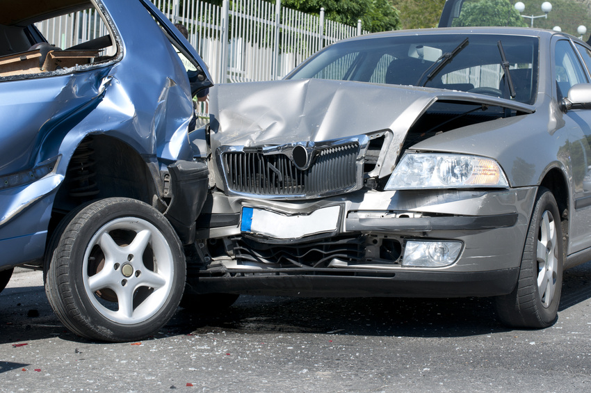 Why do most car accidents happen? First steps to take after a wreck.
