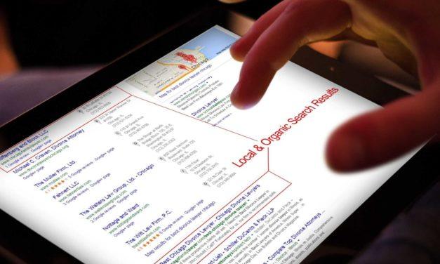 6 website design tips for attorneys